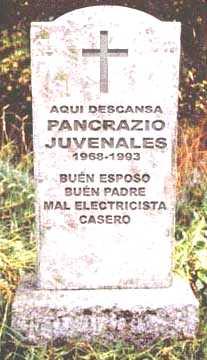 Lapidas y epitafios II