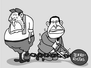 Escenario político Colombo - Venezolano